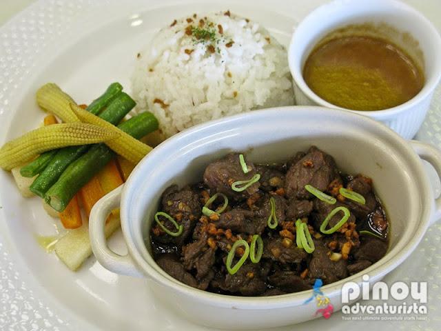 Where to Eat in Angeles Pampanga SAB Bistro