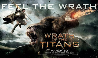 Wrath of the Titans (2012) Full Movie