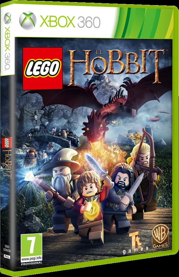 jogostorrentsnew: LEGO The Hobbit XBOX 360 + PS3 [2014]