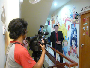 OHAYO Drawing School @ First Media TV
