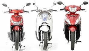 Perbedaan dasar Honda Beat, Spacy dan Scoopy