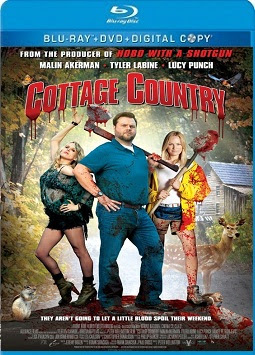 Cottage Country (2013) BluRay Rip XViD Watch Full Movie Online Free Download