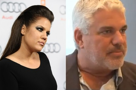 Meet Alex Roldan Kris Jenner S Hairdresser This Is Khloe Kardashian Biological Father He Worked On A Music Video That Did For Her 30th