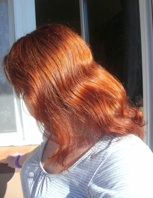 Niedziela dla włosów - wreszcie się zahennowałam :)