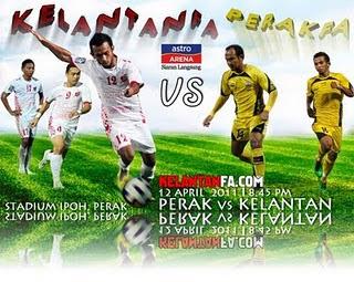 Liga Super 2011, Red Warriors, Perak, astro arena, Sukan, TRW, Red Warriors, seladang, KAFA, M. Karatu, Norizan Bakar