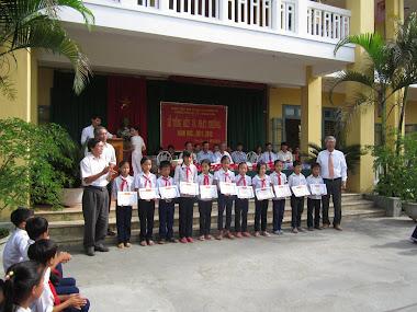 Lễ tổng kết và phát thưởng 2011-2012