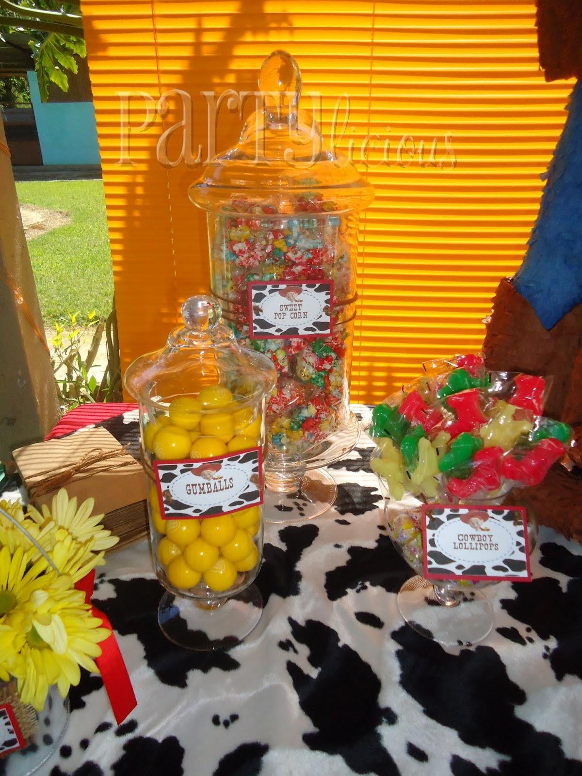 Partylicious Events Pr Jessie Toy Story Birthday
