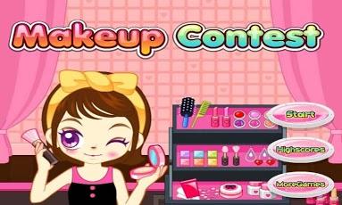 Makeup Contest Apk, Game Android untuk Wanita