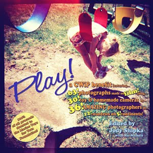 Play!  A book to benefit Toys For Tots - Now available at blurb!!!