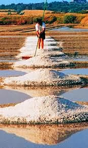 Φτιάχνω θαλασσινό αλάτι