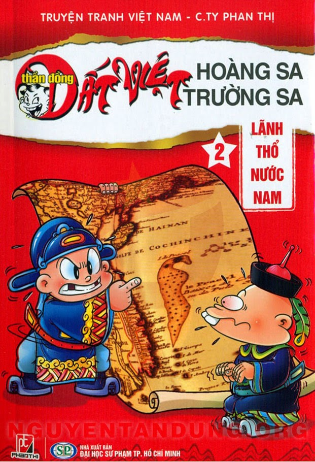 Truyện Tranh Thần Đồng Đất Việt: Hoàng Sa Và Trường Sa