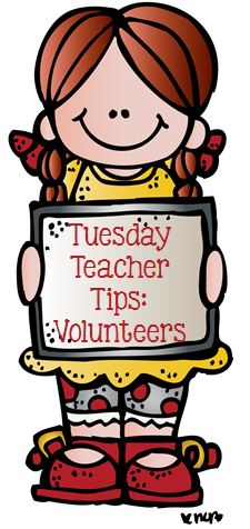 Fern Smith's Tuesday Teacher Tips: At Home School Volunteers
