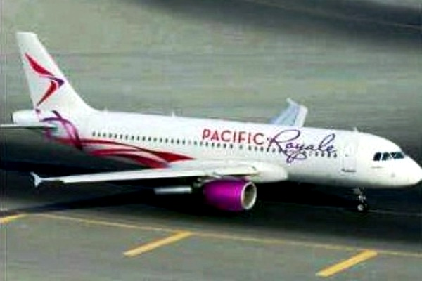 Pacific Royale Airways. ZonaAero