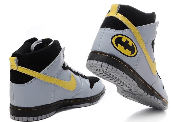 Batman And Robin Nike Shoes For Sale