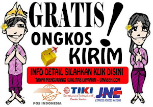 Gratis Ongkos Kirim
