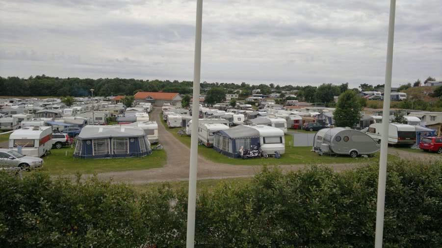 Grebbestad camping