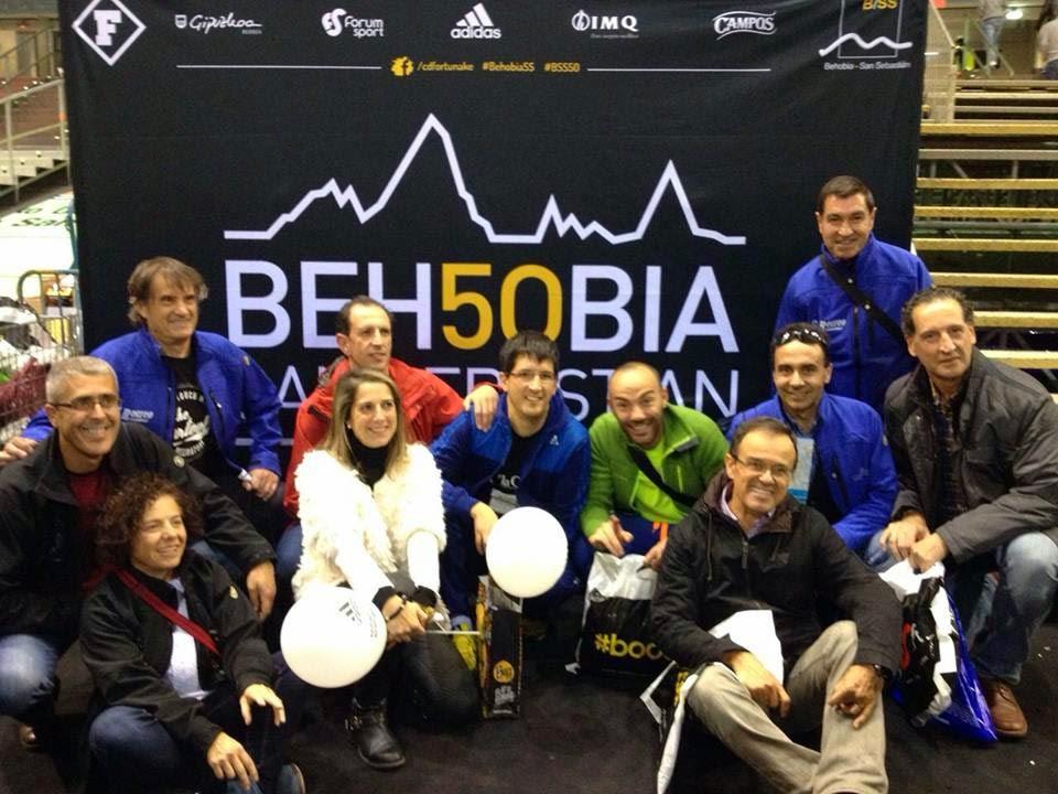 Leoneses Behobia San Sebastian