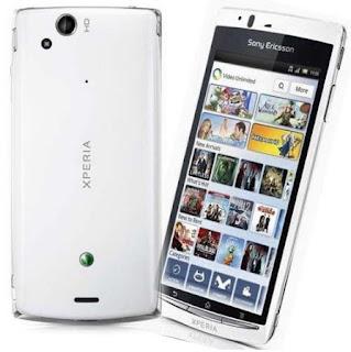 Sony Ericsson Xperia Arc S - Cheap smart phone