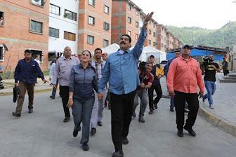 Maduro lanza segunda fase del Plan Agricultura Urbana para garantizar las hallacas de diciembre