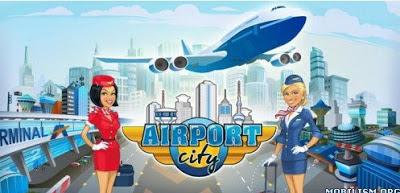 Airport City V4.0.34 MOD Apk + Data 1