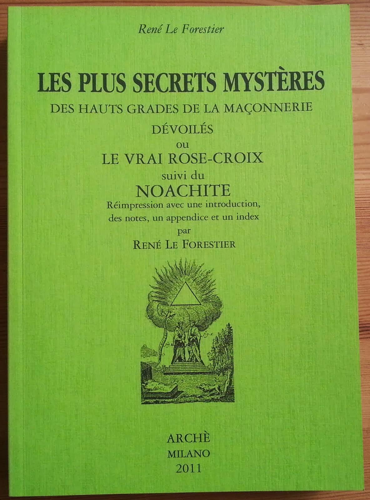Un inédit de René Le Forestier