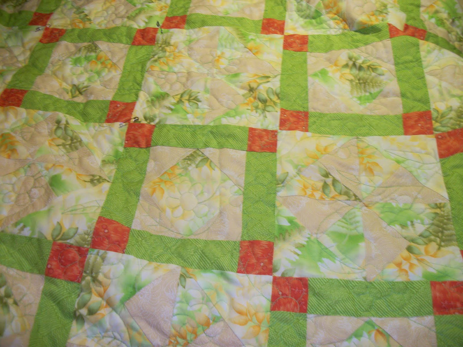 That man Quilts?: April 2011