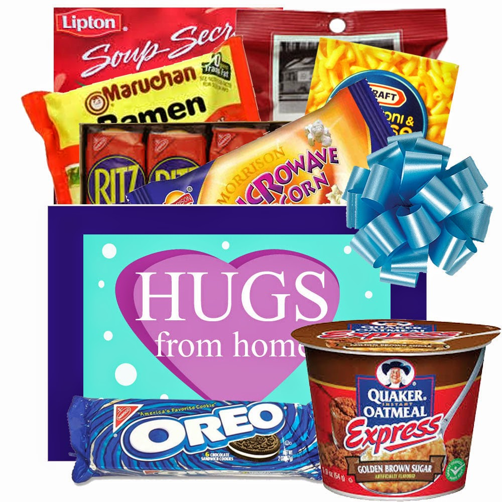 Hearty Hugs College Care Package