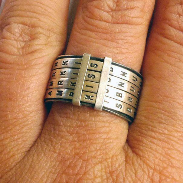 cincin nama putar
