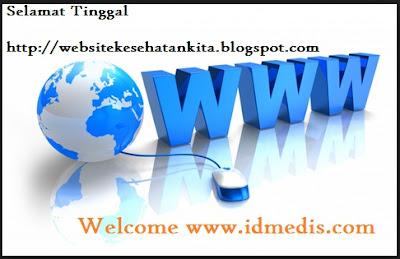 Website kesehatan Berganti domain menjadi idmedis.com