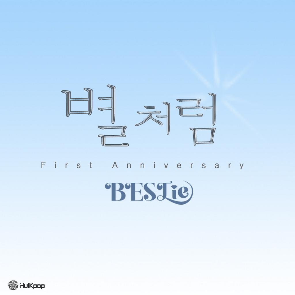 [Single] BESTie – Like A Star (FLAC)