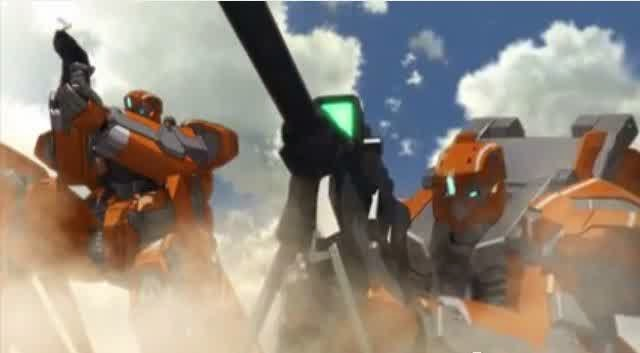Review Anime Aldnoah Zero