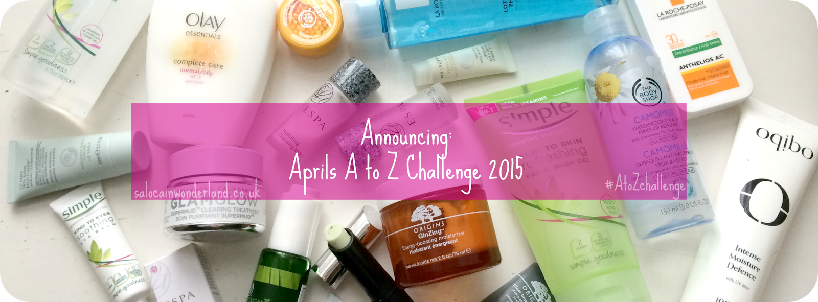 april #atozchallenge