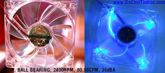 PHỤ KIỆN high-end PC: Tản nhiệt CPU, keo cao cấp, FAN 8-23cm, đồ mod PC, HÀNG ĐỘC!!! - 25