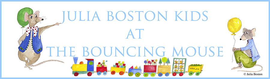 The Bouncing Mouse at Julia Boston Kids