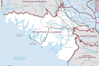 Strategic tactical voting in Courtney-Alberni