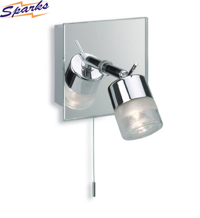 Firstlight 6095CH Ocean Single Bathroom Spotlight
