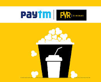 PVR Cinemas Extra upto 50% Cashback with Oxigen, Mobikwik & PayTm Wallets :Buytoearn