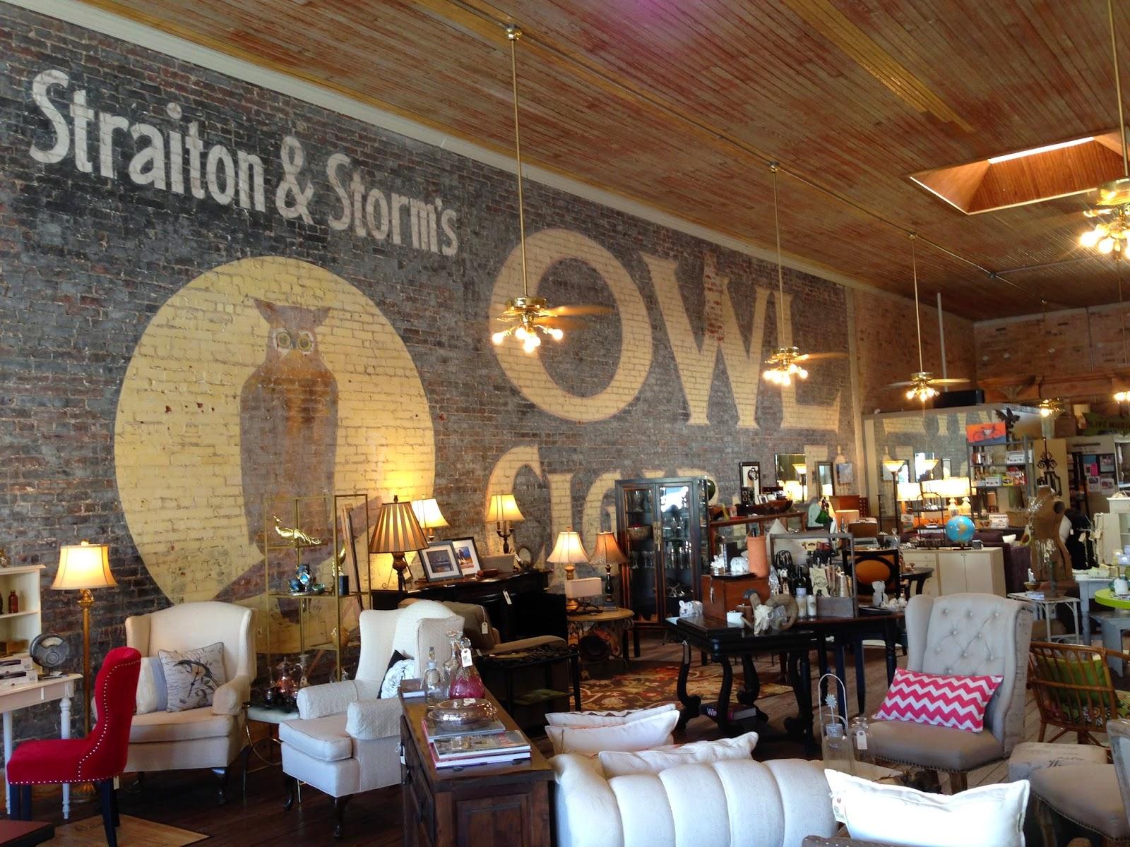 The Owl Elgin TX Wine Bar Home Goods Shop