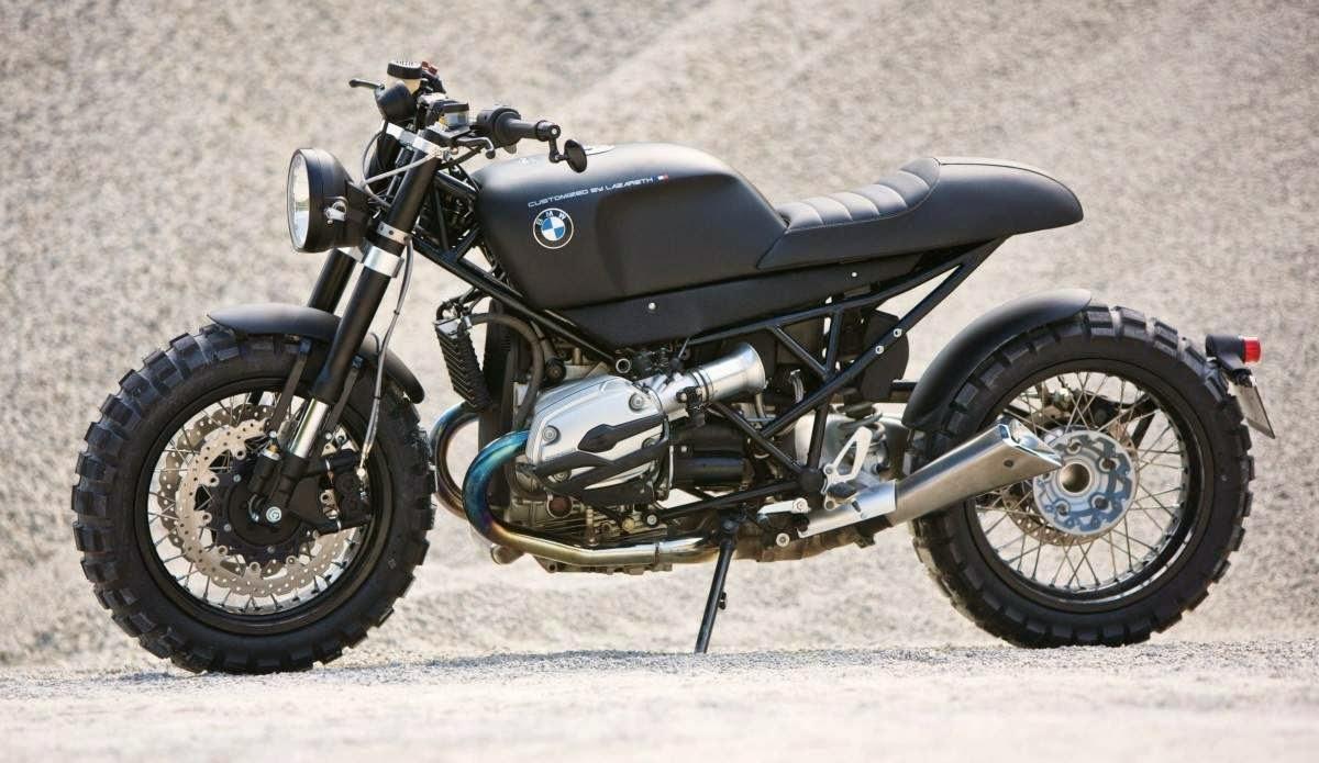 Custom BMW R1200R by Lazareth | BMW R1200R | BMW R1200R Scrambler | Custom BMW R1200R | BMW Motorrad