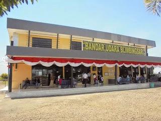 Bandara Blimbingsari, Banyuwangi.