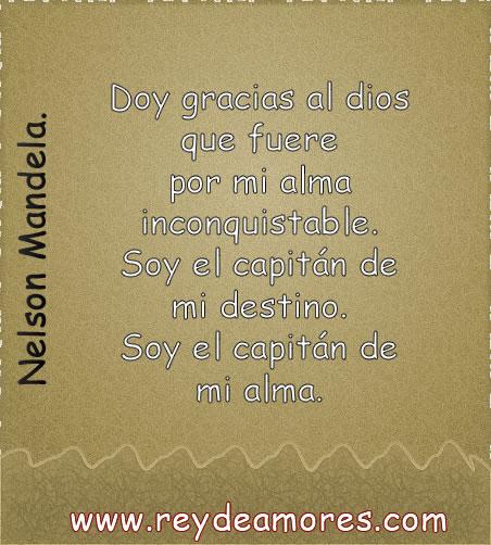 Nelson Mandela frases