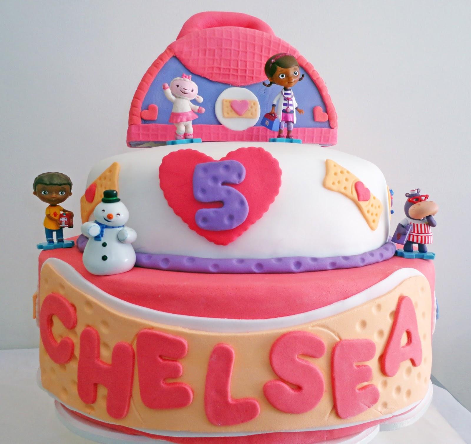 Sweet Parties: Doctora Juguetes para Chelsea