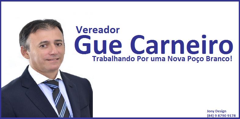 Parceiro do Blog - Vereador Gue Carneiro