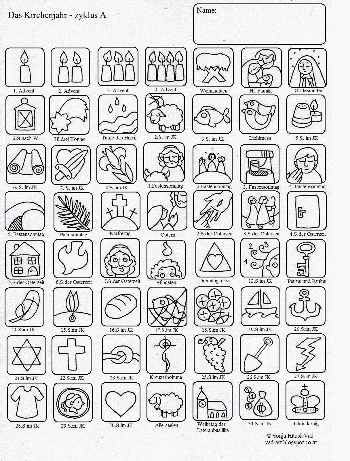 liturgischer kalender für kinder