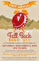 Fall Back Beer Festival