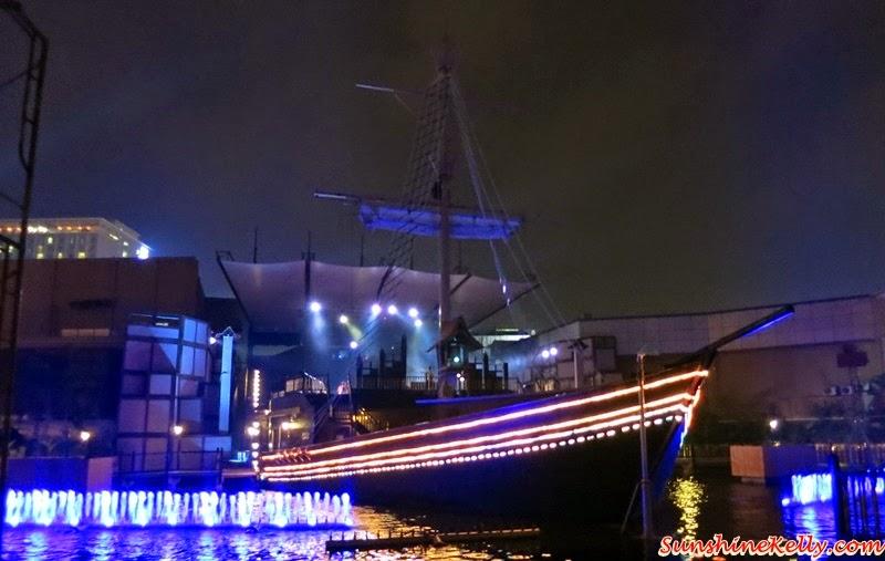 Bahtera Melaka, Melaka Alive, 5D Experience, Malacca, Alive Theatre, Cultural Show,