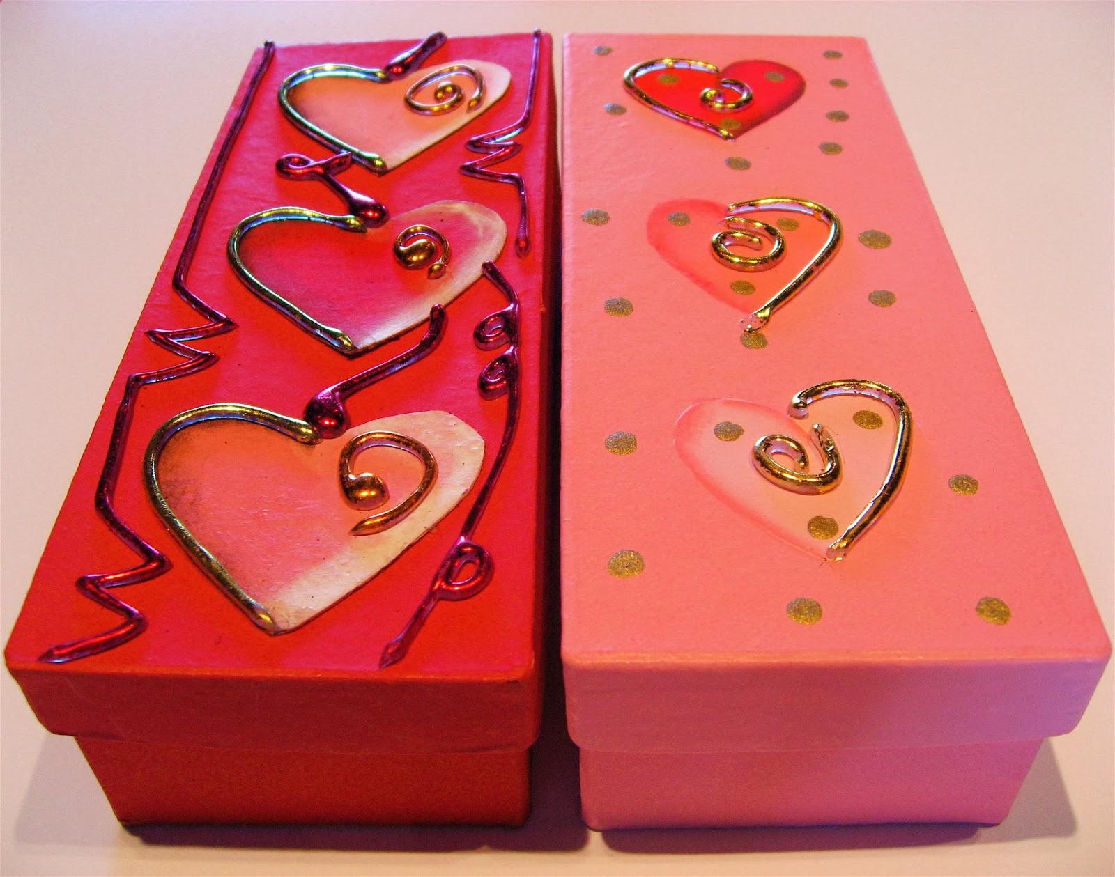 Valentine's Gift box - Valentine's Day 2014