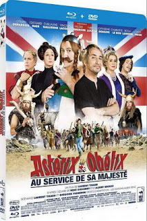 Asterix And Obelix God Save Britannia (2012) BRRip 700MB MKV