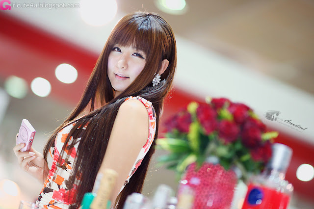 1 Ryu Ji Hye - P&I 2012-very cute asian girl-girlcute4u.blogspot.com