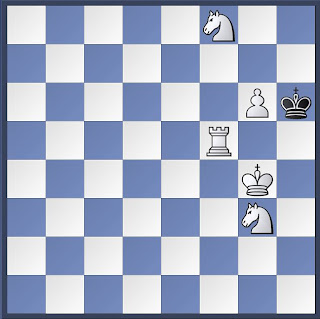 chess, chess problem, best chess problem, mate in 3